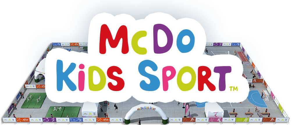 Mc DO kids sport 2013