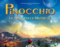 le spectacle musical Pinocchio