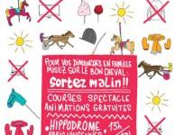 Animations gratuites à l'Hippodrome
