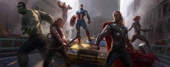 L'Art des Super Héros Marvel