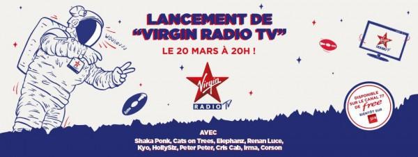 Soirée Virgin Radio Tv