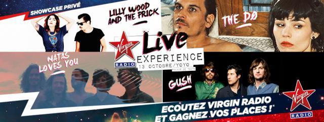 Live Experience de Virgin Radio
