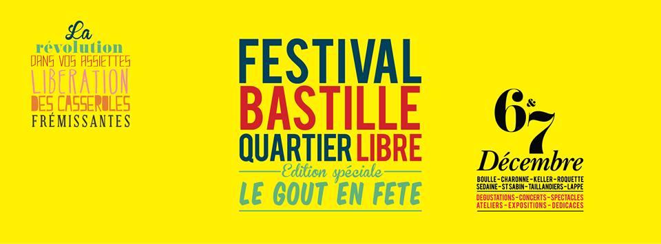 Festival Bastille Quartier Libre 2013