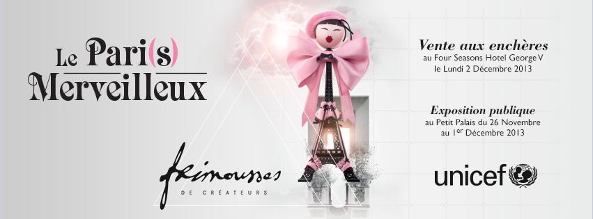 Frimousses de Créateurs 2013