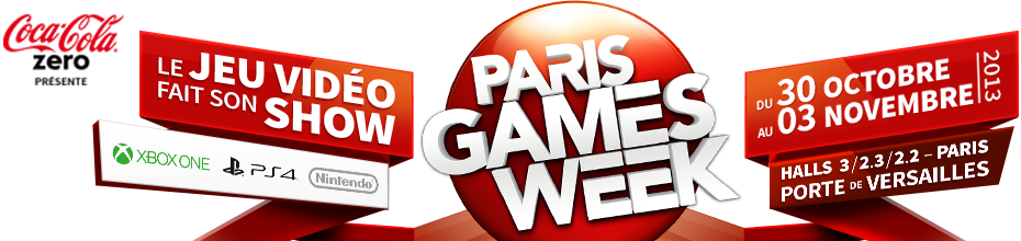 La Paris Games Week 2013