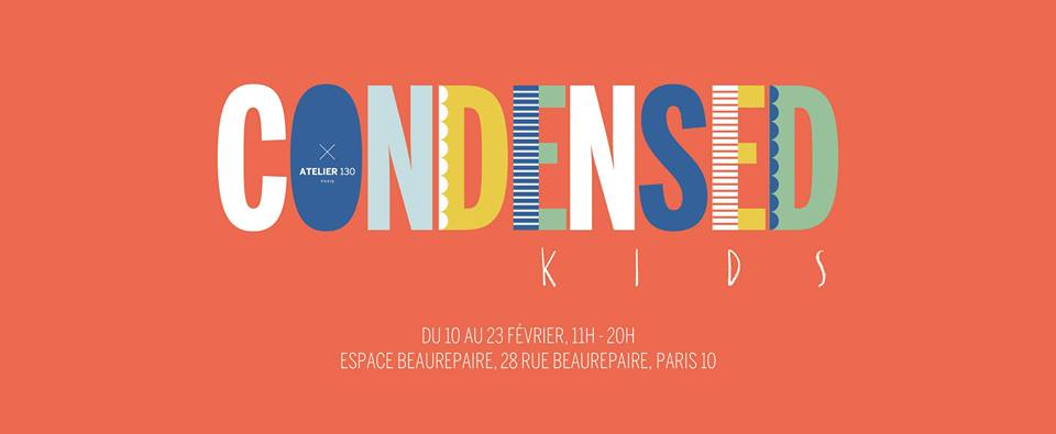 Condensed Kids by Atelier 130