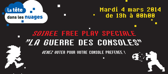 Soirée Freeplay 2014