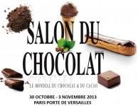 Salon du chocolat 2013