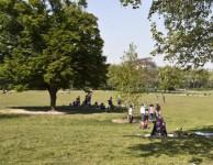 Parc des Chantereines