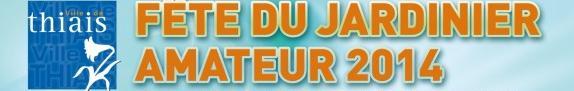 Fête du Jardinier amateur 2014