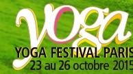 Yoga festival Paris 2015
