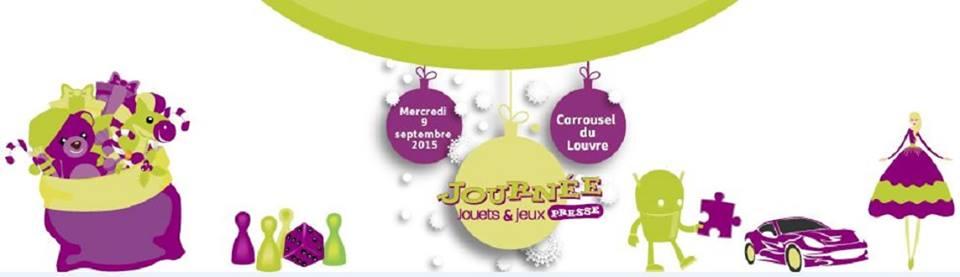 Presse Jouets & Jeux de Noël 2015
