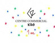 Centre Commercial Kids à 1 an