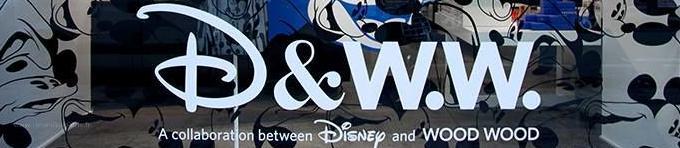 Disney x Wood Wood