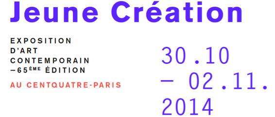 Jeune Création 2014 au CENTQUATRE