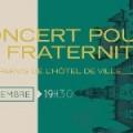 Concert de la Fraternité 2015