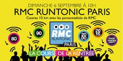 Course RMC RUNTONIC Paris