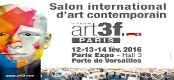 salon art3f Paris