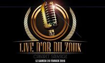 Live d'Or du Zouk 2016