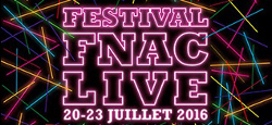 Festival fnac live 2016