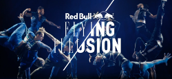 Red Bull Flying Illusion 2016