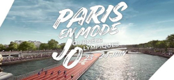 Paris en mode JO 2024