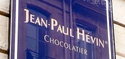 Pas 1 mais 4 bûches de Noel chez Jean-Paul Hévin