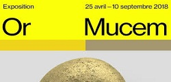 Exposition « Or » au Mucem