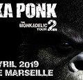 Shaka Ponk à Marseille