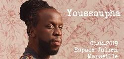 Youssoupha en live à Marseille !