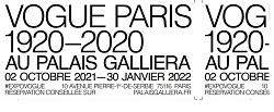 Vogue Paris 1920-2020